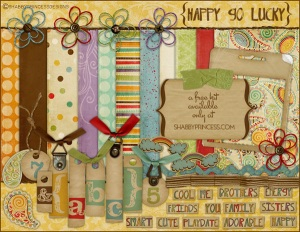 Happy Go Lucky by Shabby Princess